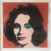 Andy Warhol, 'Liz (II.7)', 1964