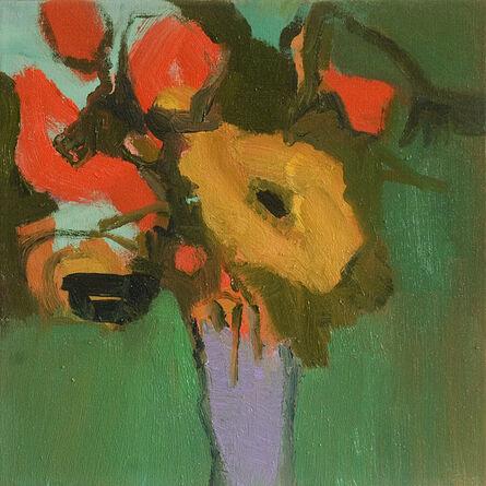 Jennifer Hornyak, 'Lipstick with Red Sienna'