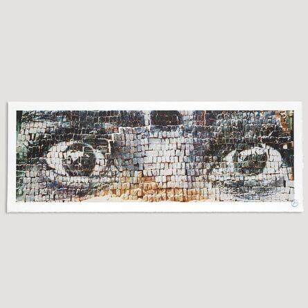 JR, '28 Millimetres : Women Are Heroes, Eye on bricks (New Delhi)', 2011
