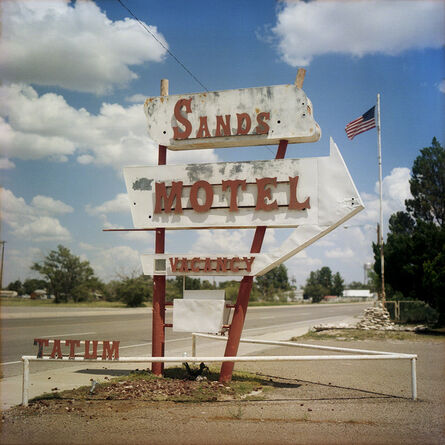 Steve Fitch, 'Tatum, New Mexico, August 22, 2014', 2014