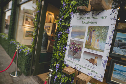 Callaghans Summer Exhibition