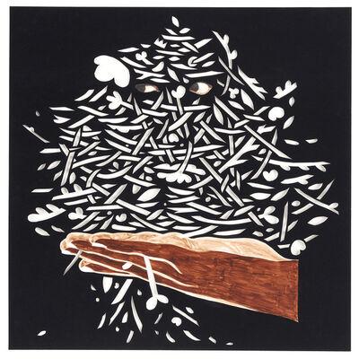 William Villalongo, 'Me Pile', 2018