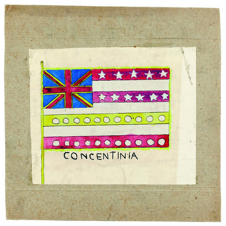 Henry Darger, 'Concentinia', 1910-1970