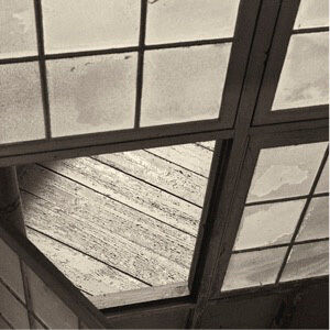 Larry Davis, 'Factory Window'