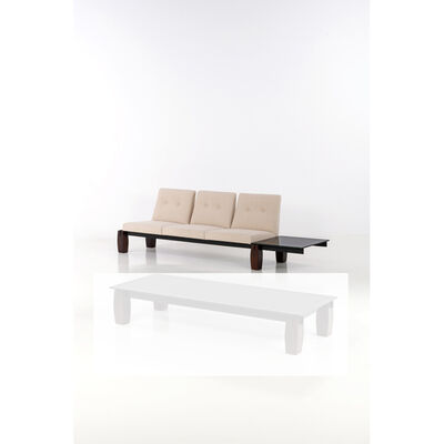 Jorge Zalszupin, 'Componivel Series - Modular bench', 1960