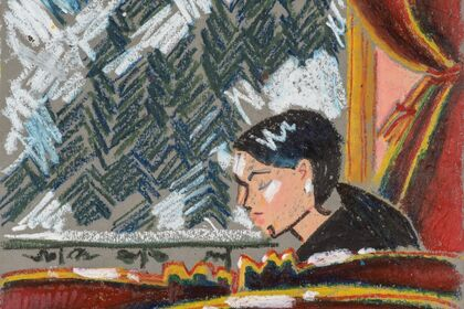 Mary Cinque – St. Moritz, A Winter's Tale