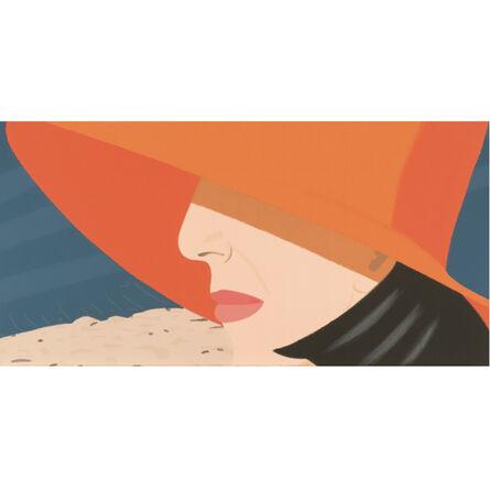 Alex Katz, 'Orange Hat', 1990