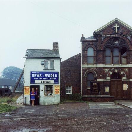 Peter Mitchell, 'M. et Mme Hudson. Leeds, 1974 ', 2017