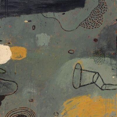 Kevin Tolman, 'Listening/Late Evening', 2020