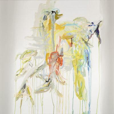 Diana Greenberg, 'Orange-bellied Parrot', 2017