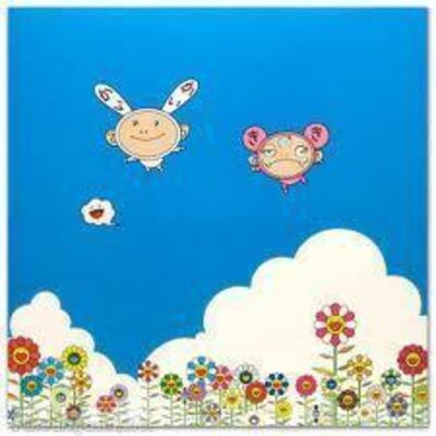 Takashi Murakami, 'If Only I Could Do This', 2002