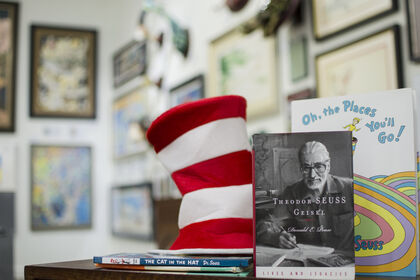 """The Art of Dr. Seuss"" Rare Editions Event"