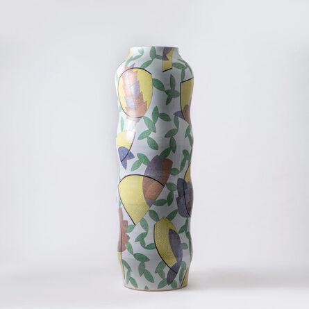 Felicity Aylieff, 'Monumental Vase; Cactus in Bloom', 2014