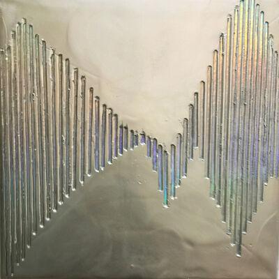 Sylvia Hommert, 'Frequencies /Liquid Mercury', 2017