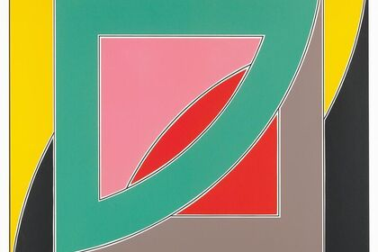 Frank Stella: What You See Is What You See