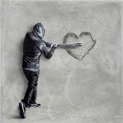 Hijack, 'Beating Heart', 2019