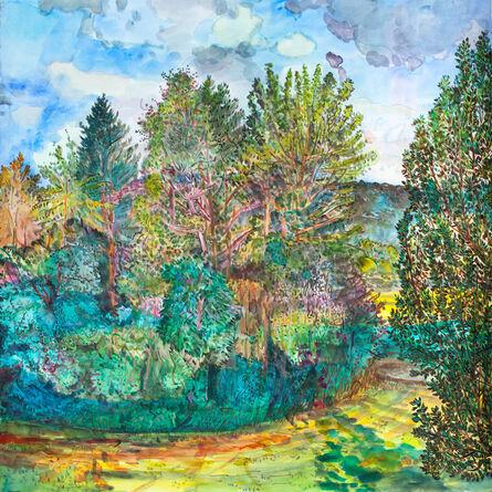 Nancy Friese, 'Morning Trees', 2013