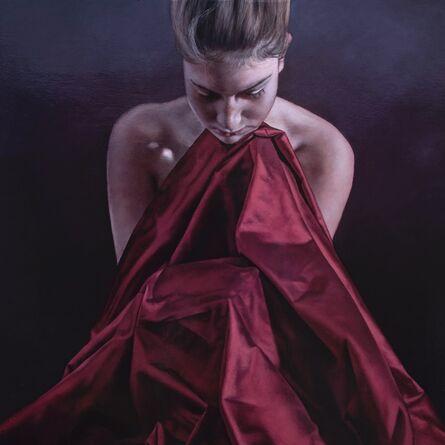 Anne Marie Kornachuk, 'Crimson Pyramid', 2020