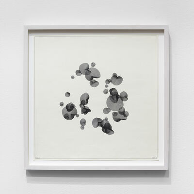 Manfred Mohr, 'P-062-A', 1970