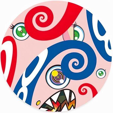 Takashi Murakami, 'We Are The Jocular Clan (9)', 2018