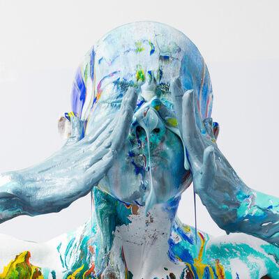 Pierre Fudarylí, 'Secuencia de despintado III', 2017