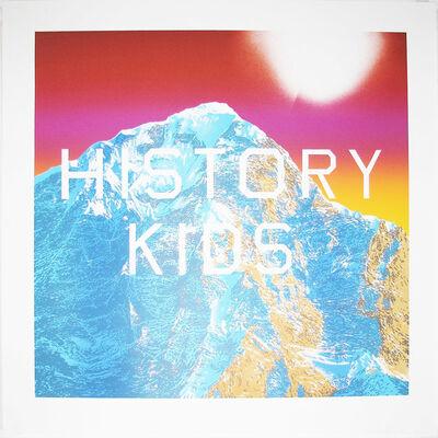 Ed Ruscha, 'History Kids', 2013