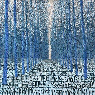 Tobia Rava, 'Foresta profetica'