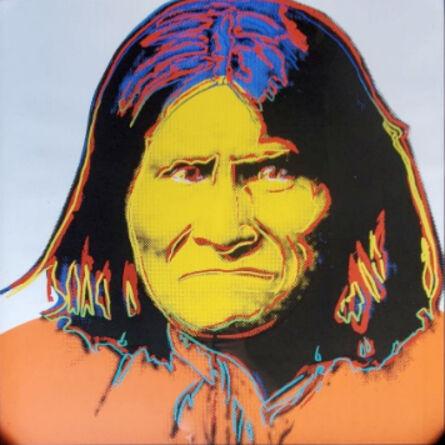 Andy Warhol, 'Geronimo', 1986