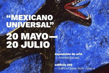 "Rufino Tamayo ""Mexicano Universal"""