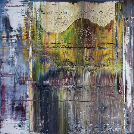Gerhard Richter, 'P2 Haggadah', 2014