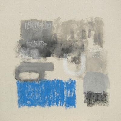 Guillaume Seff, 'Peinture sur la mélodie des choses', 2021