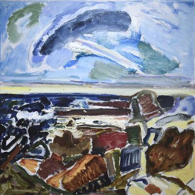 Bernard Chaet, 'Hovering Cloud', 1999