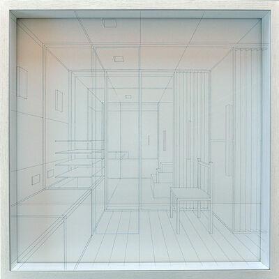 Paolo Cavinato, 'Libration (100x100)', 2016
