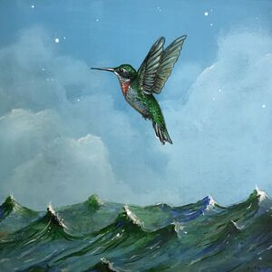 Patrick Maxcy, 'Ocean Flight', 2018