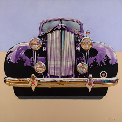 Phyllis Krim, 'Violet Packard', 1989