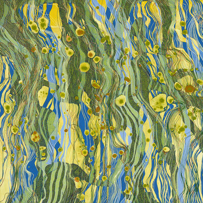 Lynda Schlosberg, 'Downstream', 2016