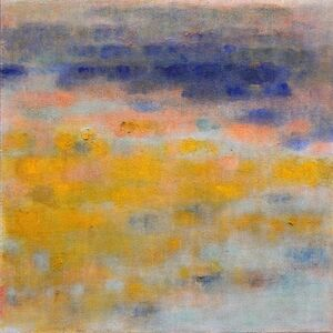 Charlotte Bernstrom, 'A Gathering of Ancient Wisdom / impressionist acrylic on canvas', 2019