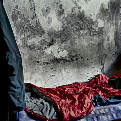 Alnis Stakle, 'Untitled (Bed)'