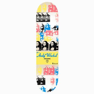 Andy Warhol, 'Warhol Mona Lisa Skateboard Deck', ca. 2010