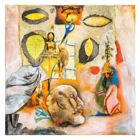 Breyten Breytenbach, 'The self as goldfish', 2021