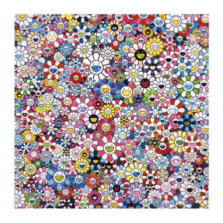 Takashi Murakami, 'The future will definitely smile! surely!', 2020