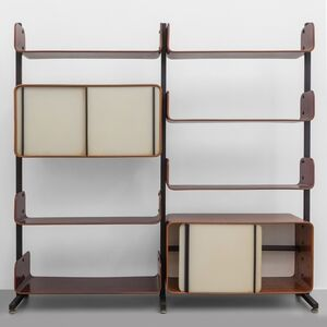 Franco Campo and Carlo Graffi, 'A bookcase', 1958