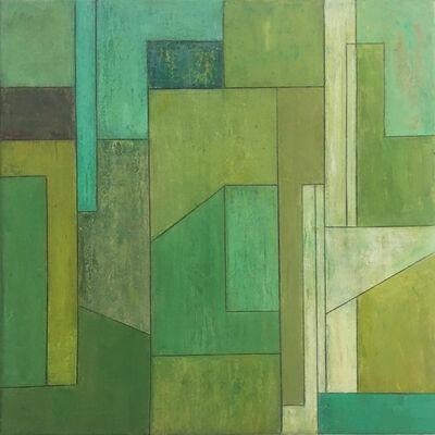 Stephen Cimini, 'Peridot Emerald Turquoise', 2020