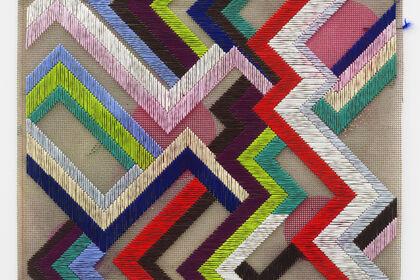 Melinda Harper: Embroideries 2009-2020