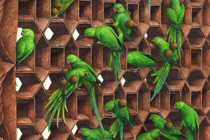 El Gato Chimney: Gardens of Illusion