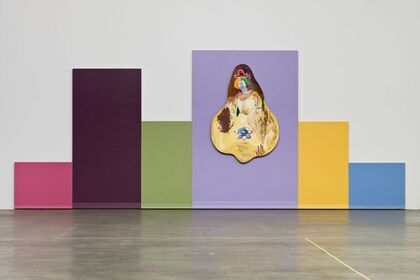 Mike Kelley 'Timeless Painting'