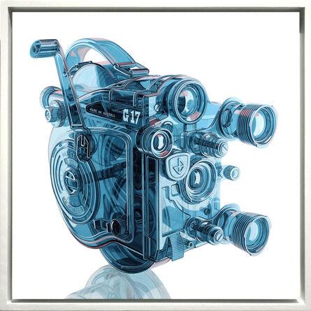 Jeff Bartels, 'Glass Eumig Camera', 2020