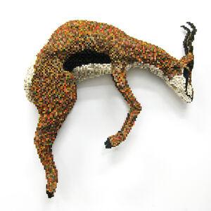 Shawn Smith, 'Stotting Thomson's Gazelle', 2014