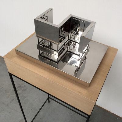 Caroline Van den Eynden, 'Arch. Alfabet S (concept for an open-closed space area, outdoor)', 2017