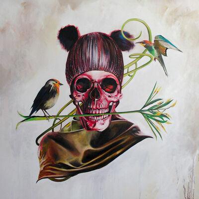 Julien Grudzinski, 'Around the Skull', 2103